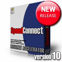 SpeedConnect Internet Accelerator